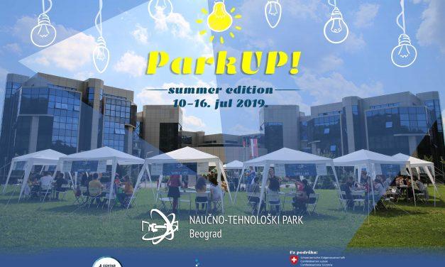 Nova startap generacija – ParkUp! 2019